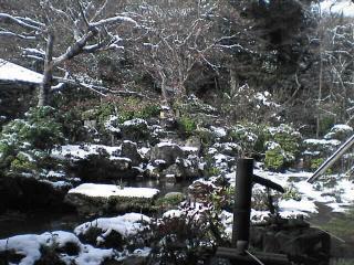 雪の実相院