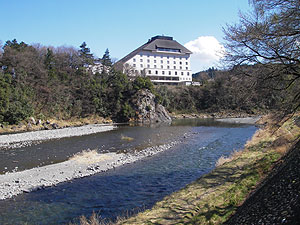 フライフィッシング・多摩川