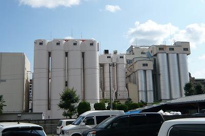 N製粉岡山工場