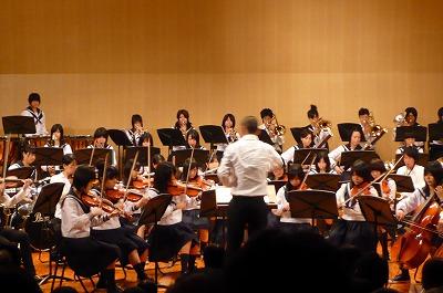 坂出高校音楽科定期演奏会