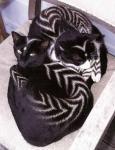 ペイント猫
