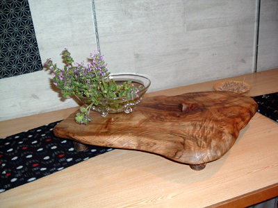 楠(くす)の台、花台