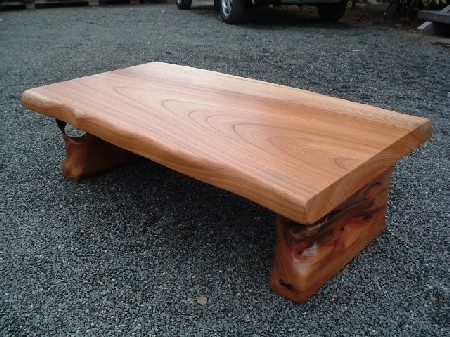 けやき座卓、ローテーブル