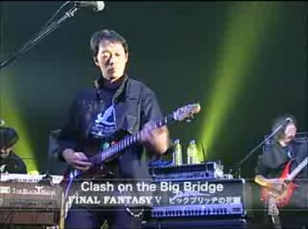 FINALFANTASY5 ビッグブリッヂの死闘 Live