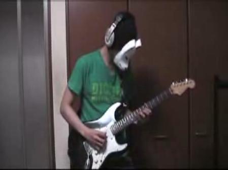 FF6 ギターでボス戦の曲を演奏