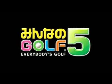 みんなのゴルフ5 オープニング