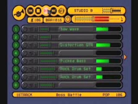 FF6 音楽ツクール3でボス戦のBGM再現