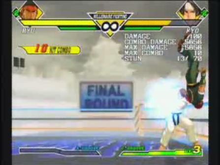 Capcom VS SNK2 オリジナルコンボ集(Capcom編)