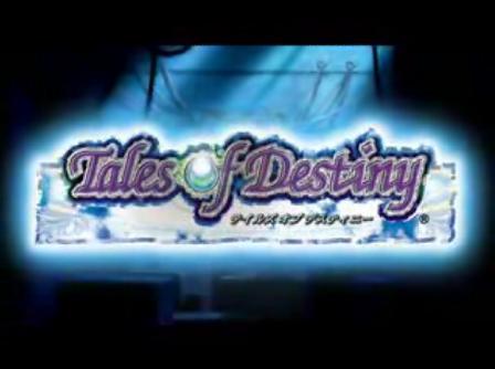 テイルズオブデスティニー(Tales of Destiny) オープニング