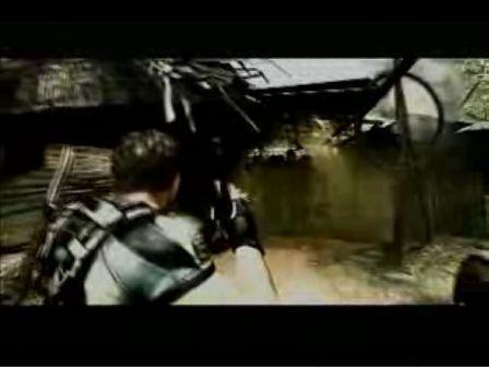 バイオハザード5 トレーラー映像
