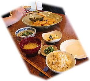 Y子さんの筍料理