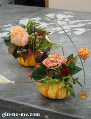 かぼちゃのアレンジ