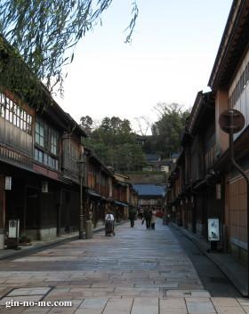 金沢・東の茶屋街