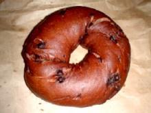zopf チョコレートベーグル