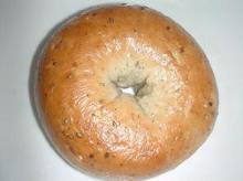 麦輪小樽 五穀ベーグル