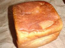 ムジカさんのアールグレーのクリームパン