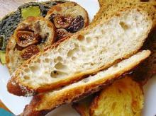 パン盛り合わせ 三皿目