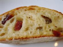 ベーコン入りパン