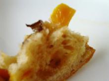 マンゴー入りパン