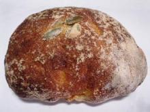 えびすかぼちゃのもちもちパン