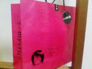 ドキサバ紙袋1