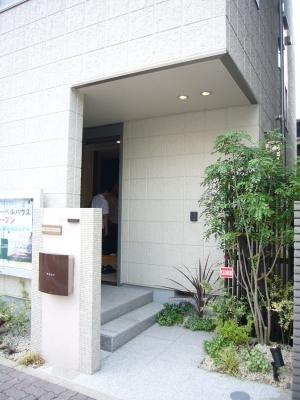 筒井街かど☆玄関