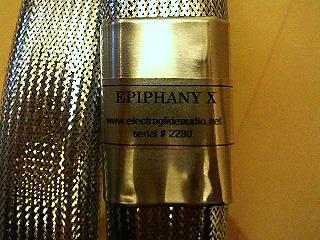 Electra Glide Epiphany X - lavel