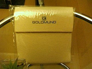 Goldmund CD Case