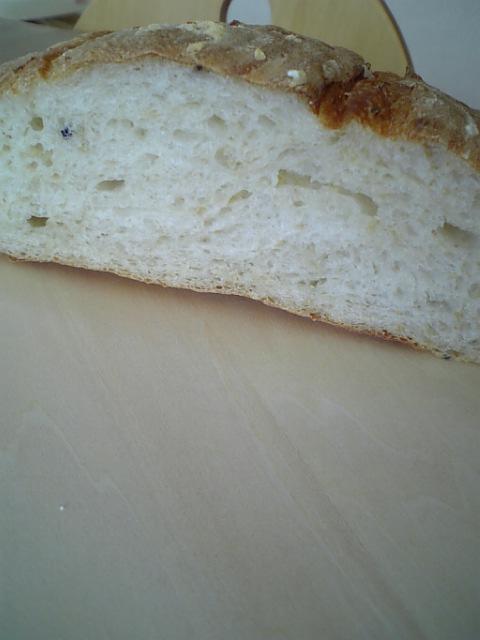玄米酒粕酵母カンパーニュ3