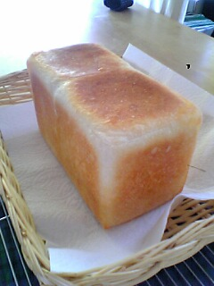 ホシノ角食パン1