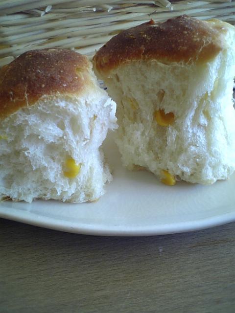 マヨコーンちぎりパン