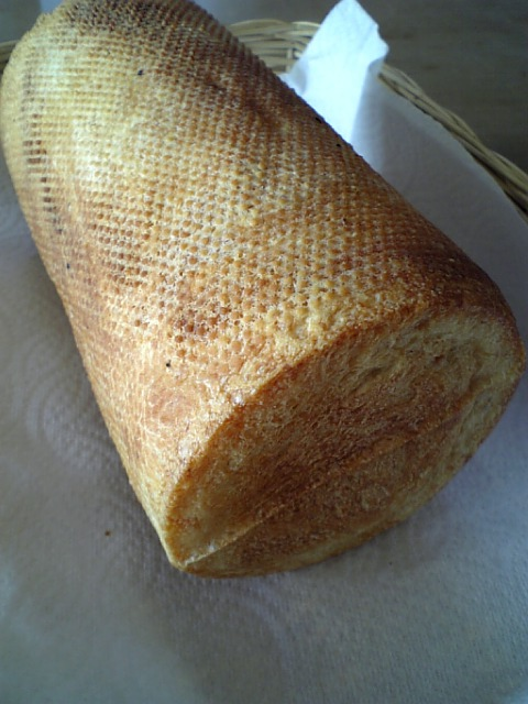 メッシュパン玄米酒粕酵母1