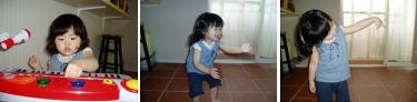 仕方がないから 踊るわよ!