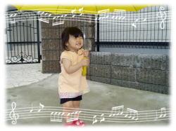singing the rain♪
