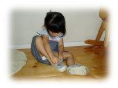 靴を履くのがマイブーム。