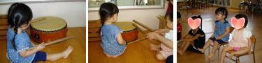 A・Fちゃん(1歳7ヶ月)と一緒に♪