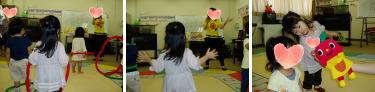 ドキドキの体験教室☆