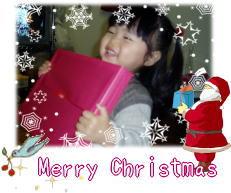ステキなクリスマスを…☆彡