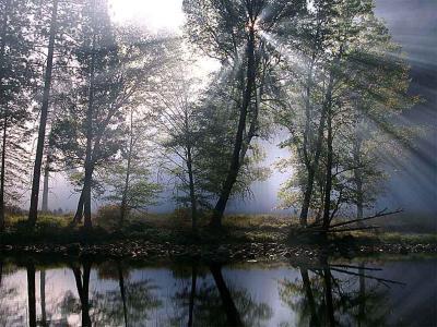 静かなる湖