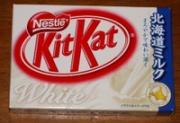 KitKatミルク