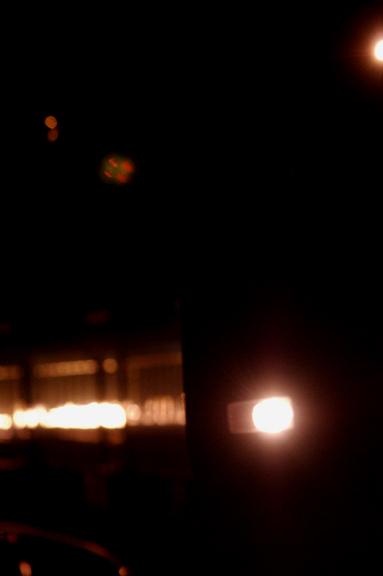 夜のサンダー