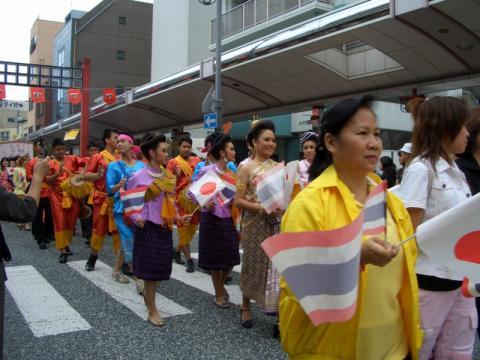 長政祭り10