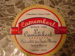 カマンベールチーズケーキ箱