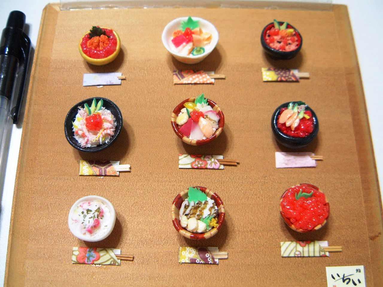 寿司屋のおかみさん小話寿司の ... : 粘土 手作り : すべての講義