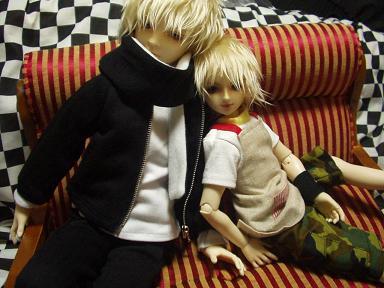 ソファと藤真と蘇桜