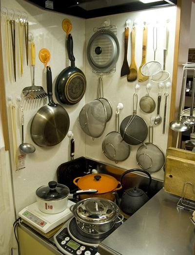 我家のキッチン
