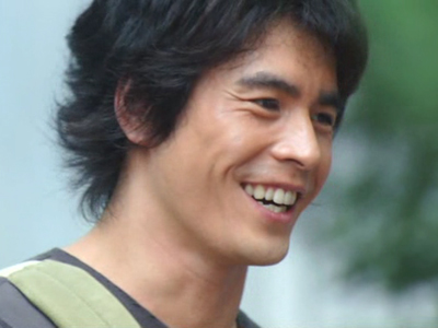 カワイイ笑顔の伊藤英明