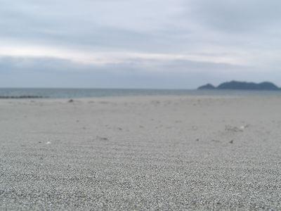 さらさらな砂