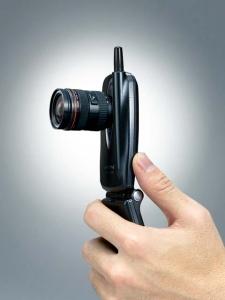 カメラ付携帯!?