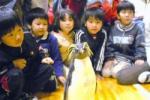 北海道夕張市の夕張高等養護学校で